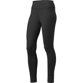 Houdini Cobra Tights Damer, true black